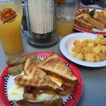 ジョニーロケッツ@オアシス・オブ・ザ・シーズでは朝食が無料