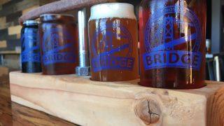 ノースバンクーバーにあるブルワリー【BRIDGE BREWING COMPANY】に行ってきました